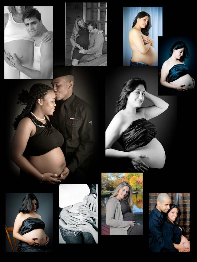Maternity Photography at your home